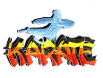 Karate-Kick-Patch